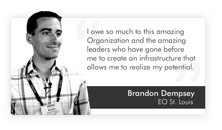Brandon Dempsey - EO St. Louis chapter