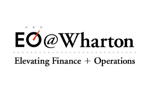 EO at Wharton: Elevating Finance + Operations